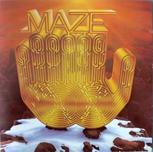Cover - Maze: Golden Time Of Day