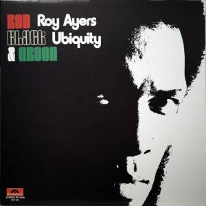 Cover - Roy Ayers Ubiquity: Red, Black & Green