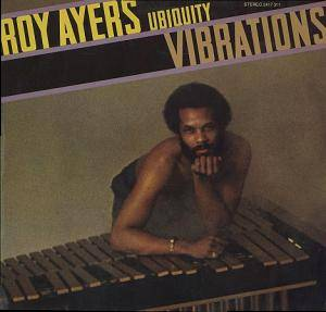 Cover - Roy Ayers Ubiquity: Vibrations