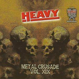 Heavy - Metal Crusade Vol. 19 - Cover