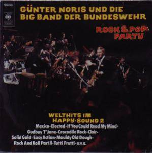 Cover - Günter Noris & Die Big Band Der Bundeswehr: Rock & Pop Party