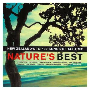 Cover - Hello Sailor: Nature's Best : New Zealand's Top 30 Songs Of All-Time Of All-Time