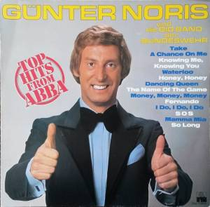 Cover - Günter Noris & Die Big Band Der Bundeswehr: Top Hits From Abba