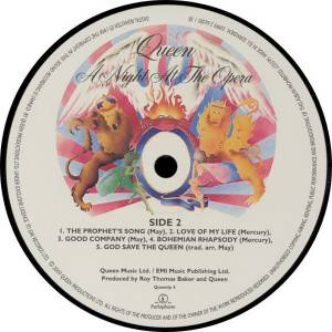 Queen: A Night At The Opera (LP) - Bild 6