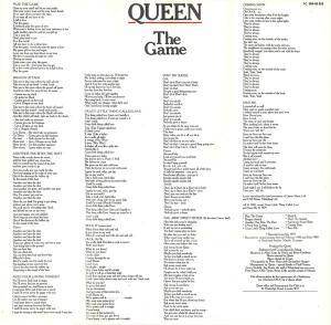 Queen: The Game (LP) - Bild 5