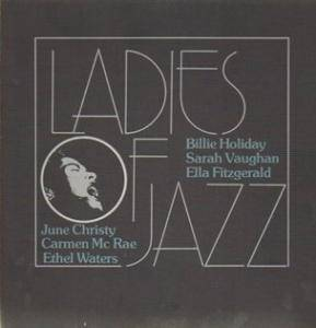 Cover - June Christy: Ladies Of Jazz