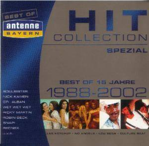 Cover - Kate Yanai: antenne Bayern HIT Collection Spezial: Best Of 15 Jahre 1988-2002