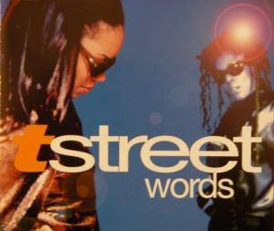 Cover - T-Street: Words