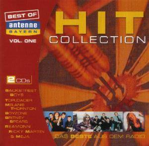 Cover - Orange Blue: Best Of Hit Collection Vol. One
