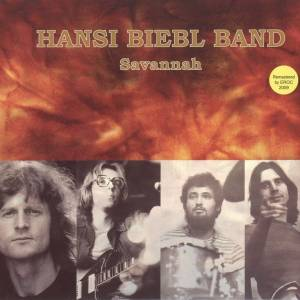 Cover - Hansi Biebl Band: Savannah