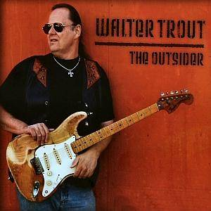 Walter Trout: Outsider, The - Cover
