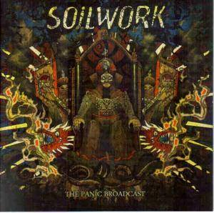 Soilwork: Panic Broadcast, The - Cover