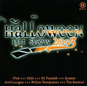 Cover - Die Happy: Halloween Hit Show 2003