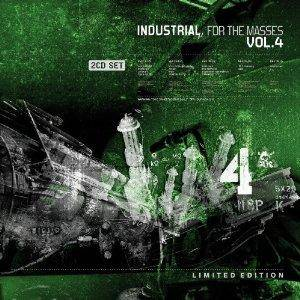 Cover - Horrorist, The: Industrial For The Masses Vol. 4