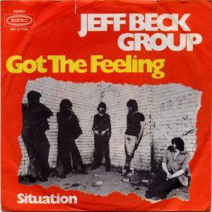 Cover - Jeff Beck Group: Got The Feeling