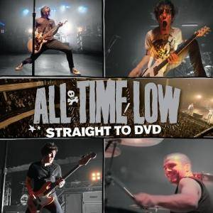 Cover - All Time Low: Straight To DVD