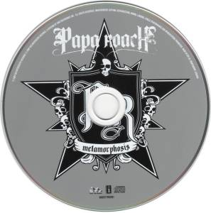 Papa Roach: Metamorphosis (CD) - Bild 3