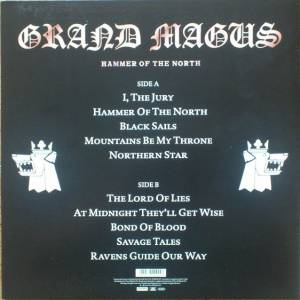 Grand Magus: Hammer Of The North (LP) - Bild 3