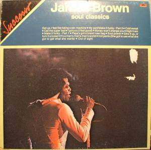 James Brown: Soul Classics - Cover
