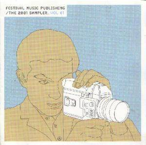 Cover - Gadflys, The: Festival Music Publishing / The 2001 Sampler. Vol 01