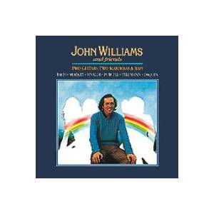 Cover - John Williams: John Williams And Friends