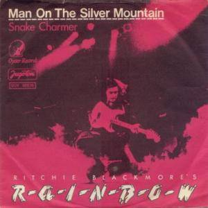 Ritchie Blackmore's Rainbow: Man On The Silver Mountain - Cover