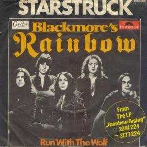 Cover - Ritchie Blackmore's Rainbow: Starstruck