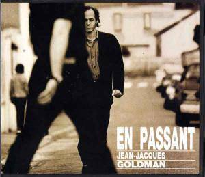 Cover - Jean-Jacques Goldman: En Passant