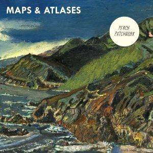 Maps & Atlases: Perch Patchwork - Cover