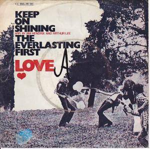 Cover - Love: Keep On Shining