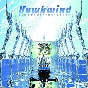 Hawkwind: Blood Of The Earth - Cover