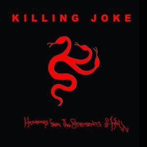 Killing Joke: Hosannas From The Basements Of Hell (Promo-Single-CD) - Bild 1