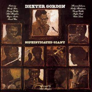 Dexter Gordon: Sophisticated Giant - Cover