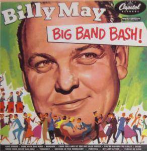 Cover - Billy May: Big Band Bash!
