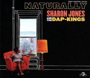 Cover - Sharon Jones  & The Dap-Kings: Naturally