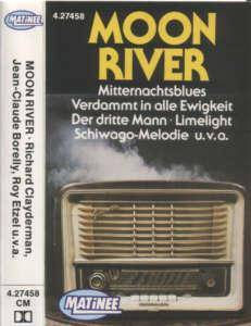 Cover - Charly Tabor: Moon River
