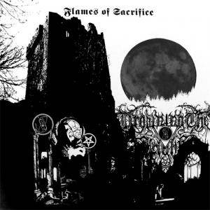Drowning The Light: Flames Of Sacrifice - Cover