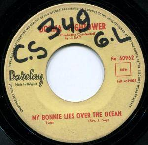 Cover - Donna Hightower: My Bonnie Lies Over The Ocean