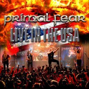 Cover - Primal Fear: Live In The USA