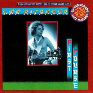 Cover - Lee Ritenour: First Course