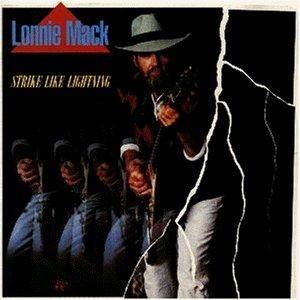 Lonnie Mack: Strike Like Lightning - Cover
