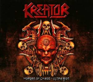 Kreator: Hordes Of Chaos - Ultra Riot (2-CD) - Bild 3