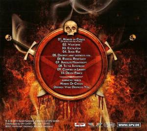 Kreator: Hordes Of Chaos - Ultra Riot (2-CD) - Bild 4