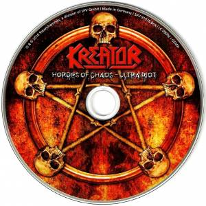 Kreator: Hordes Of Chaos - Ultra Riot (2-CD) - Bild 5