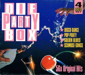 Party Box, Die - Cover