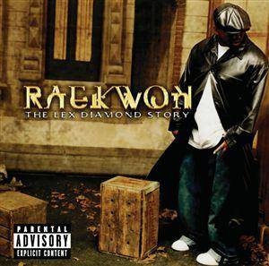 Cover - Raekwon: Lex Diamond Story, The