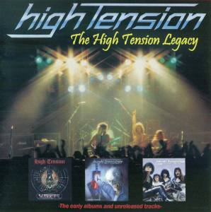 Cover - High Tension: High Tension Legacy, The