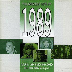 Cover - Kylie Minogue & Jason Donovan: Greatest Hits Of 1989 (EMI), The
