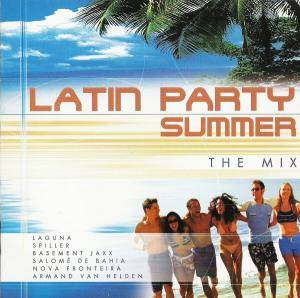 Latin Party Summer The Mix - Cover