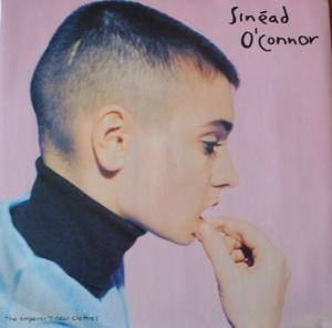 Sinéad O'Connor: Emperor's New Clothes, The - Cover